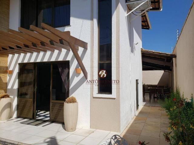 Belissima casa em alto padrão com toda a mobília e decoração inclusa no imóvel (porteira f - Foto 3