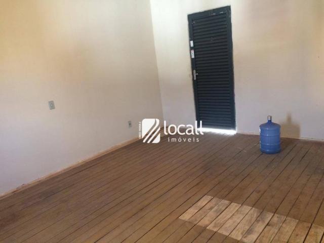 Apartamento com 1 dormitório para alugar, 68 m² por R$ 600/mês - Vila Maceno - São José do