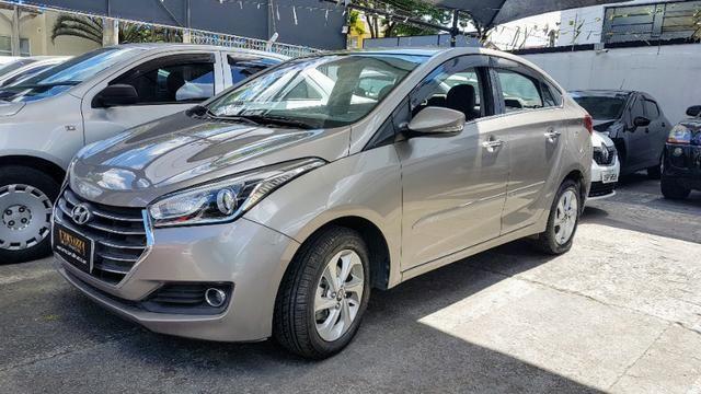 Df$* Hyundai HB20S Premium 1.6 Automático 2017 - Baixo Km e Único Dono