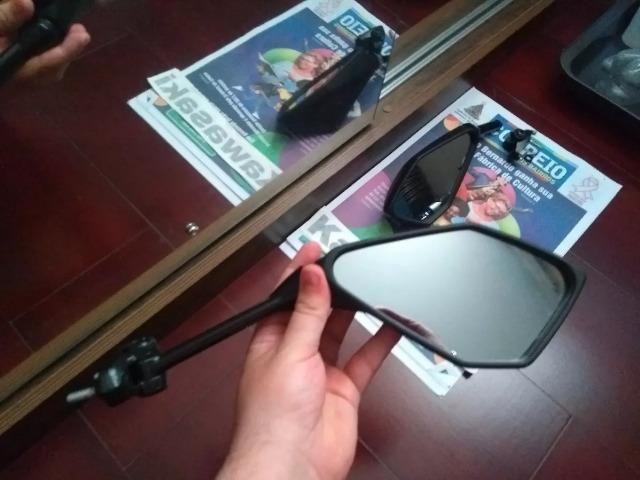 Retrovisor Kawasaki Ninja 650r Lado Direito