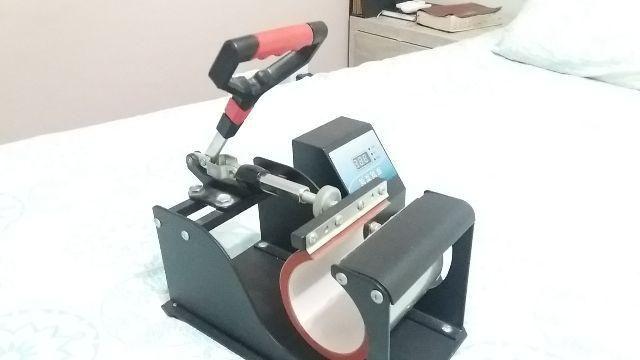 Impressora Epson L380 e Prensa Térmica para Caneca