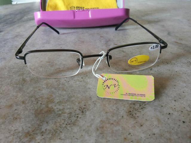 Armação de óculos NOVA! - Bijouterias, relógios e acessórios ... 397758cdde