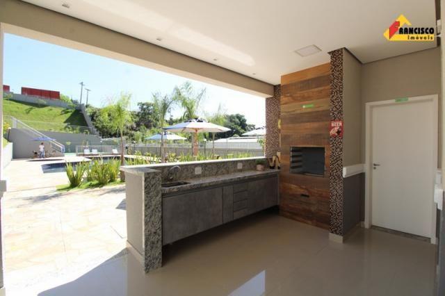 Apartamento para aluguel, 2 quartos, 1 vaga, planalto - divinópolis/mg - Foto 11