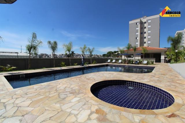 Apartamento para aluguel, 2 quartos, 1 vaga, planalto - divinópolis/mg - Foto 5