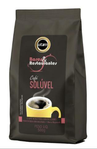 Café solúvel Utan