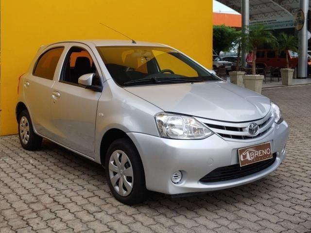 Toyota etios 2014/2014 1.3 x 16v flex 4p manual - Foto 2