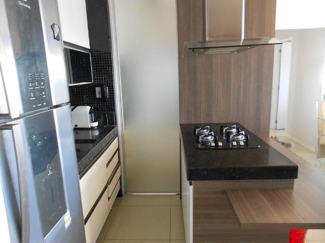 Apartamento no Allegro 14º andar, todo projetado, 3 quartos, 2 vagas - Foto 8