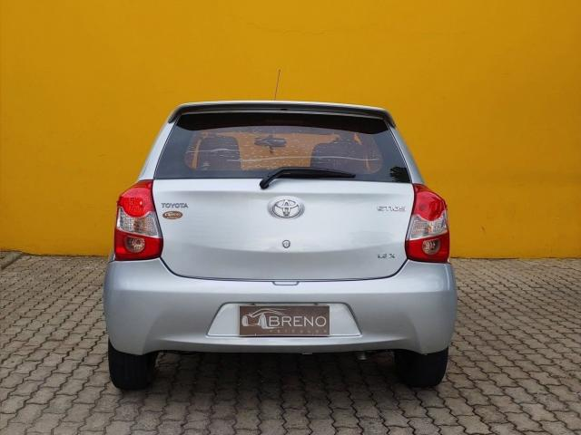 Toyota etios 2014/2014 1.3 x 16v flex 4p manual - Foto 5