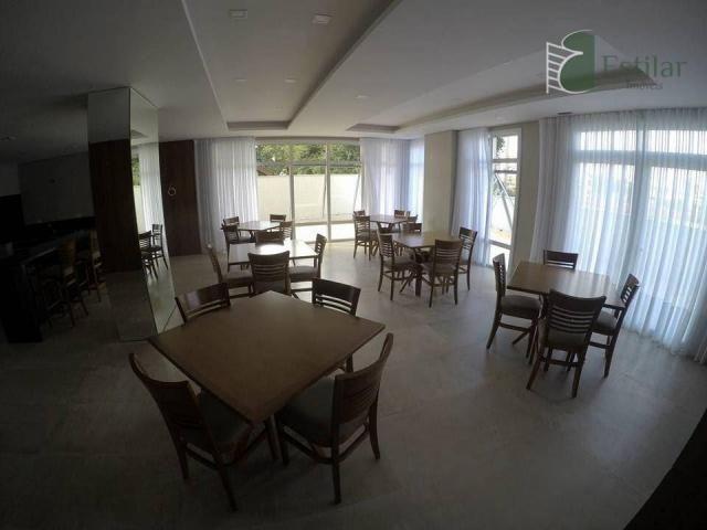 Apartamento 03 quartos (1 suíte) no centro, são josé dos pinhais - Foto 13