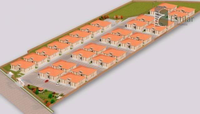 Apartamento 02 quartos no campo largo da roseira, são josé dos pinhais. - Foto 19