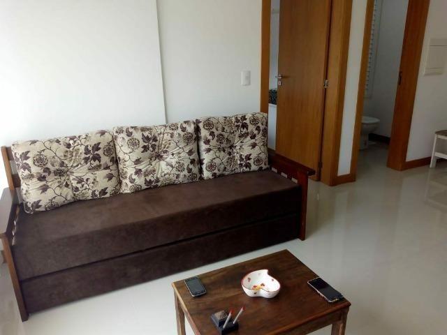 Apartamento 1 dormitório aluguel temporada em Tramandaí. wats - Foto 14