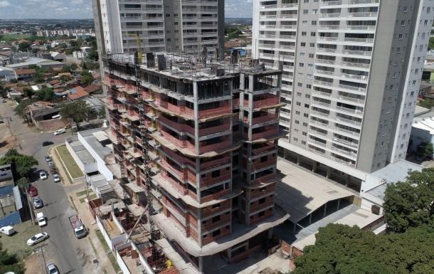 Apartamento com 3 suítes no Ecovillaggio Castelo Branco - Foto 6