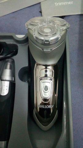 Barbeador elétrico Mallory - Foto 2