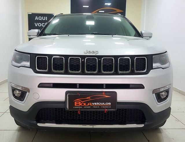 Jeep Compass 2.0 2017 Aceita Financiamento - Foto 2