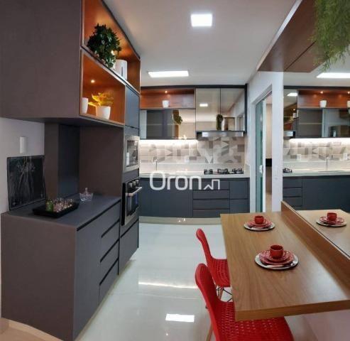 Sobrado com 3 dormitórios à venda, 134 m² por R$ 489.000,00 - Jardim Imperial - Aparecida  - Foto 6