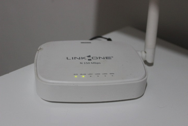 Roteador Link One 1 antena 150 Mbps - Foto 3