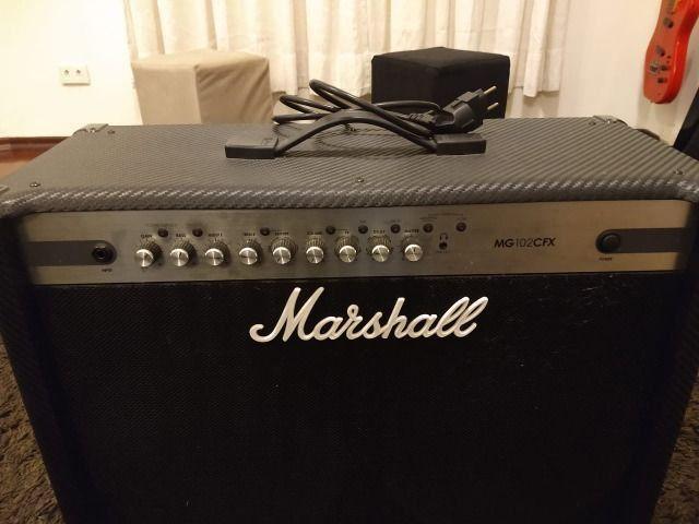 Amplificador Marshall zerado - Foto 4