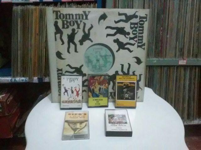 Fita Casset Tommy Boy, original