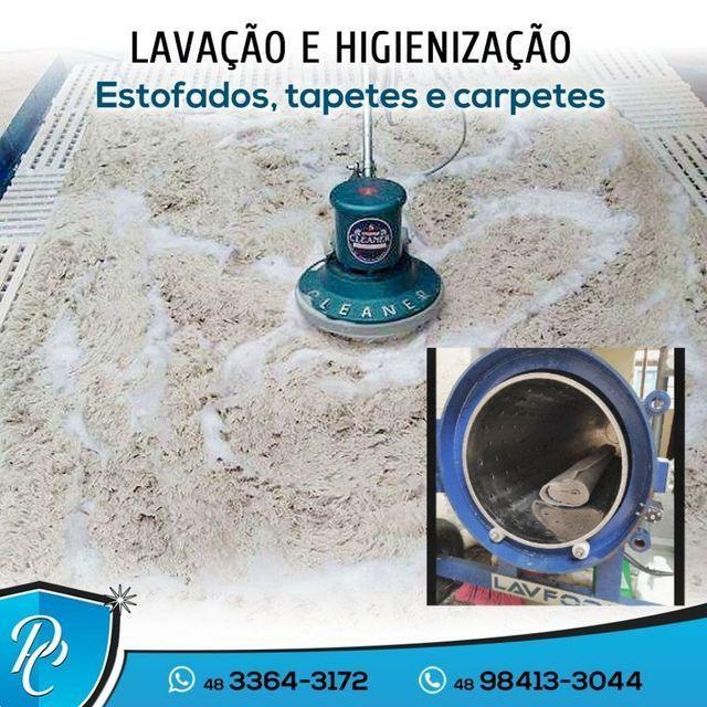 Lavação de tapetes profissional - Foto 2