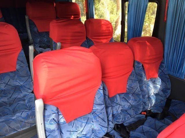 MB Sprinter 415 Van 2015 com parcelas - Foto 5