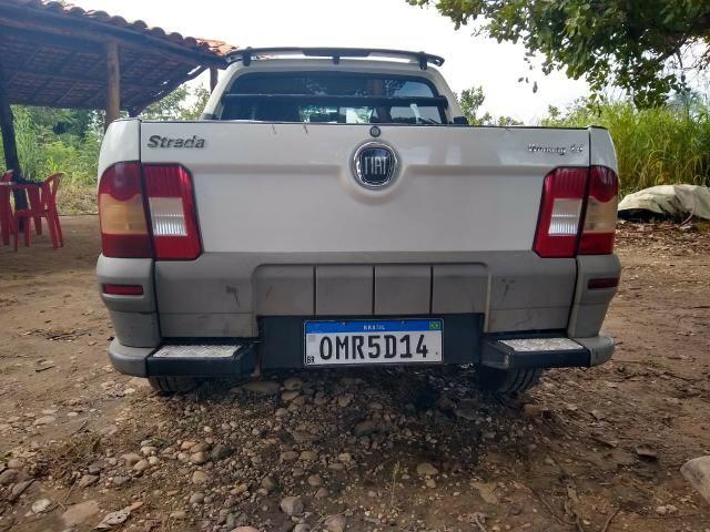 Fiat Strada muito conservada - Foto 4
