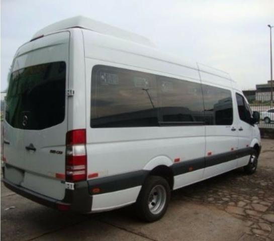 MB Sprinter Van 415 2014 com dívida - Foto 4