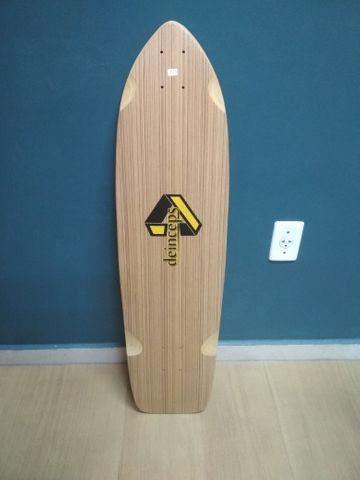 Shape de Skate Longboard (Simulador de Surf) - Foto 3