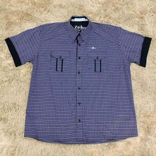 Camisa de Botão Masculina Zaiko - Tamanho G - Nova - 100% Original