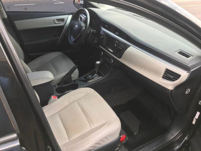 Corolla Xei automático modelo 2016 - Foto 6