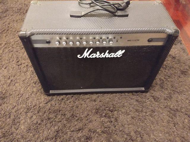 Amplificador Marshall zerado - Foto 3