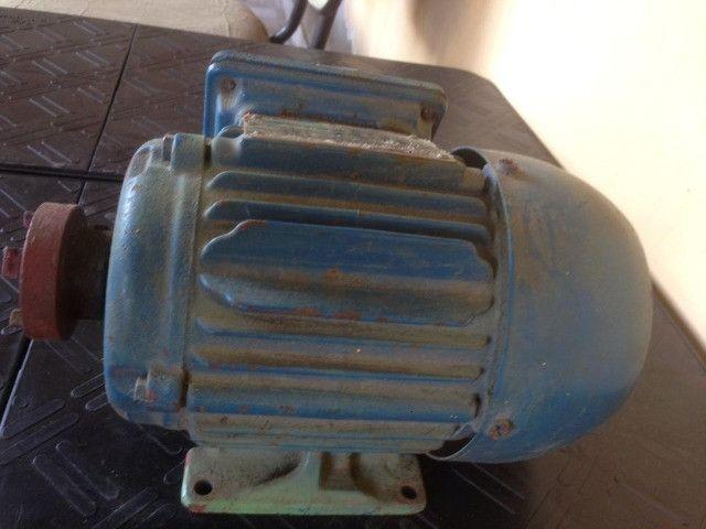 Motor Elétrico | WEG W22 | Trifásico | Usado | Leia o Anúncio (2) - Foto 2