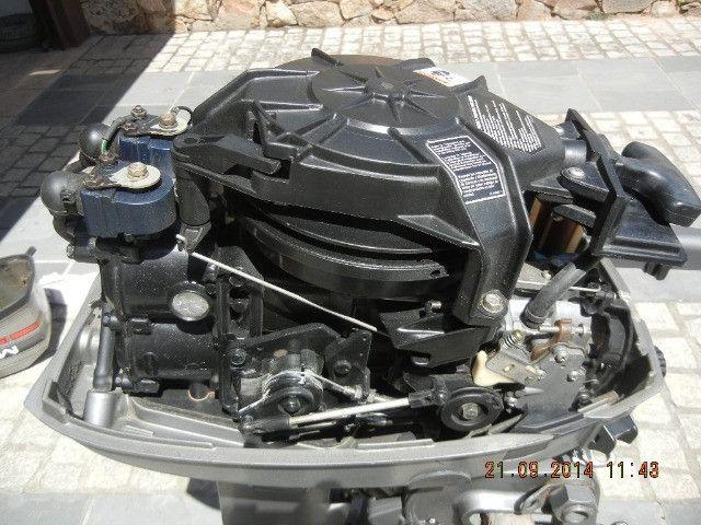 Motor de Popa de 15HP - Foto 3