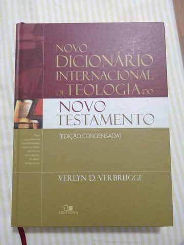 Dicionário Internacional de Teologia do Novo Testamento