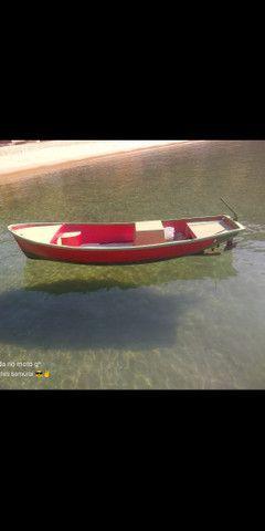 Vendo barco novatec