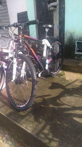 Vendo bikes e peças