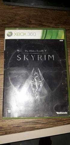 Jogo SkyRim Xbox 360 - Foto 5