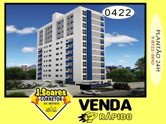 Tambaú, 2 qts, 58,22m², coz, R$ 330.000, Venda, Apartamento, João Pessoa