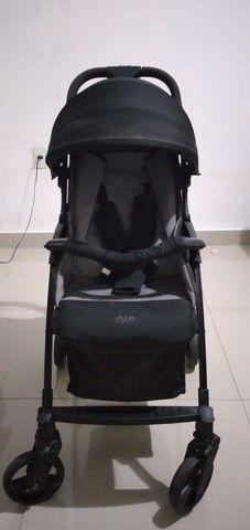 Carrinho de bebê Burigotto Black Air - Foto 2