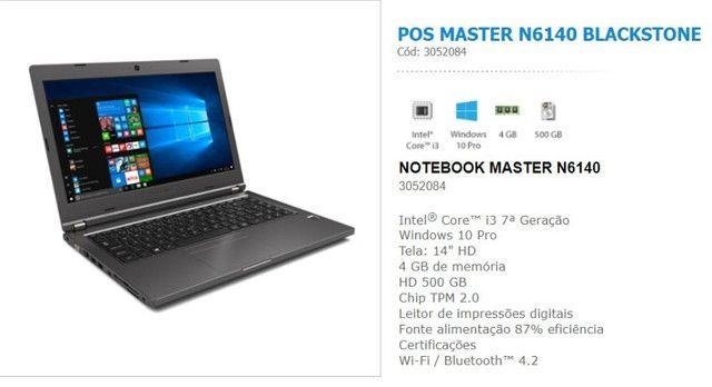 Notebook Positivo Master N6140 - Foto 2