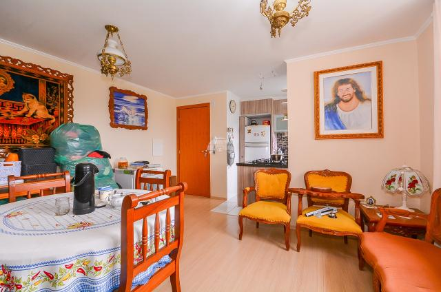 Apartamento à venda com 3 dormitórios em Fazendinha, Curitiba cod:931718 - Foto 5