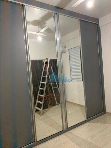 Apartamento com 3 dormitórios à venda, 110 m² por R$ 495.000,00 - José Menino - Santos/SP - Foto 16