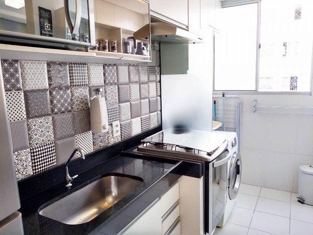 OPORTUNIDADE - Lindo apartamento 2 quartos com suíte - Armários planejados em Abrantes, Ca - Foto 10