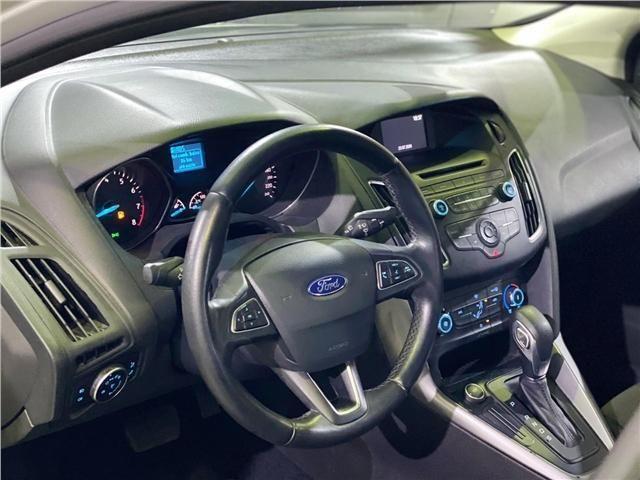Ford Focus 2.0 se plus 16v flex 4p powershift - Foto 6