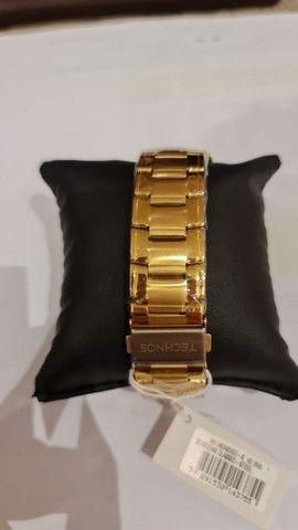 Relógio technos masculino classic Stel - Foto 2