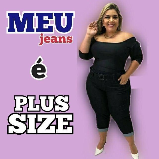 Moda Plus Size Feminina - Foto 6