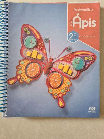 Projeto Ápis Matemática- 2° Ano