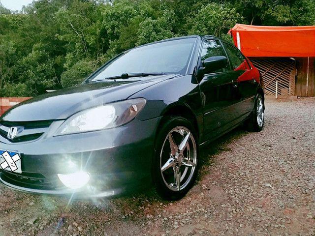Vendo Honda Civic completo ano 2005 2006.  R$19.900,00 - Foto 3