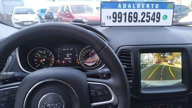 Jeep Compass 2.0 Longitude 2018 Diesel - Foto 10