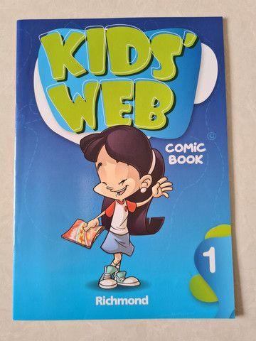 Livro Kids' Web 1 - Richmond - Foto 3