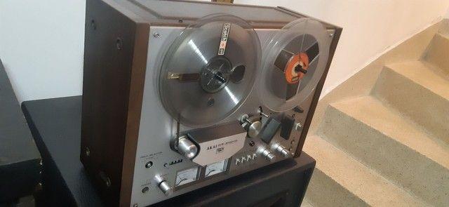 Gravador AKAI GX-4000D - Foto 5